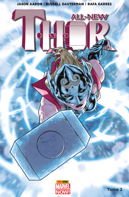 All-new Thor All-New Thor (2016) T02 : Les seigneurs de Midgard