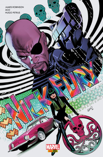 Nick Fury Nick Fury : Le train des assassins