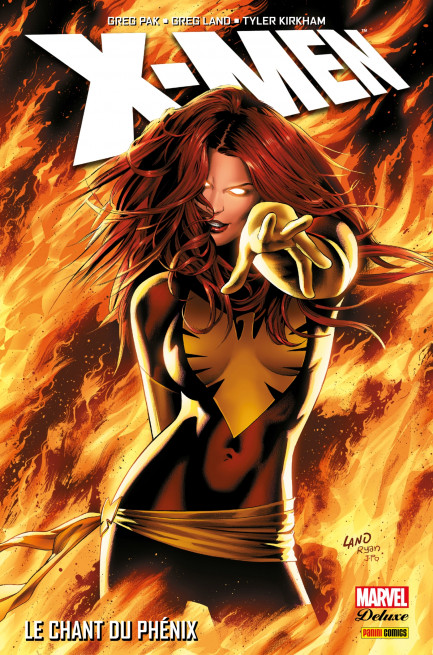 X-Men : Le chant du Phenix X-Men - Le chant du Phenix