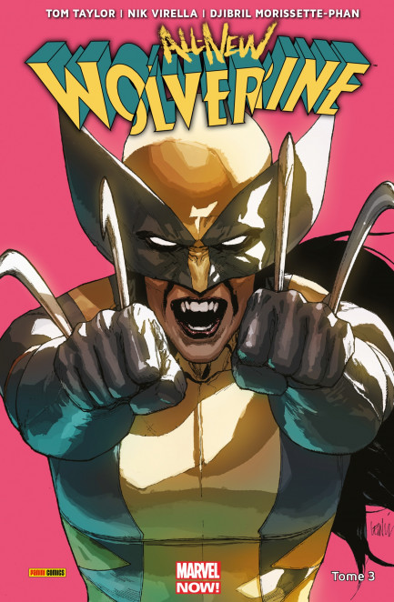All-New Wolverine All-New Wolverine (2016)T03 : Ennemie d'état