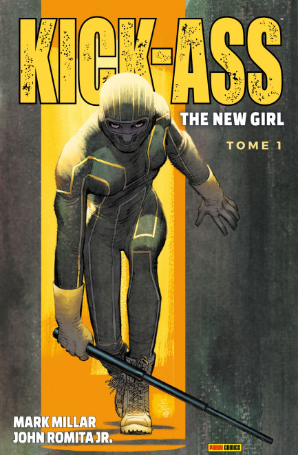 Kick-Ass - The New Girl Kick-Ass - The New Girl T01