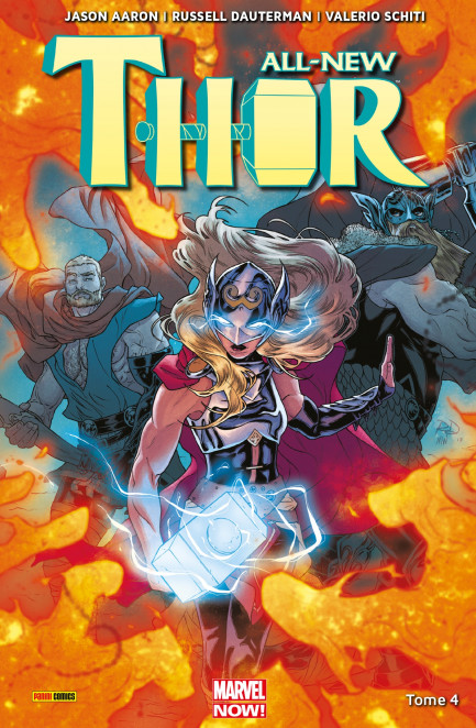 All-New Thor All-New Thor T04 : Thor le guerrier