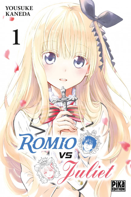 Romio vs Juliet Romio vs Juliet T01