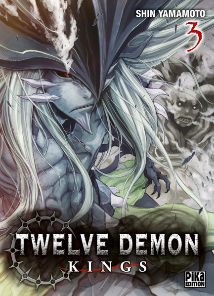 Twelve Demon Kings Twelve Demon Kings T03