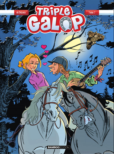 Triple Galop tome 7