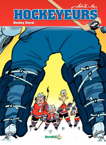 Les Hockeyeurs Hockey Corral