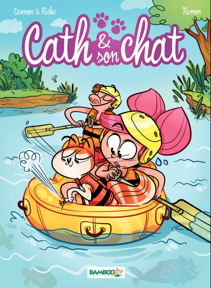 Cath et son chat tome 3