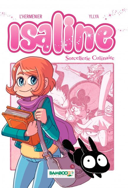 Isaline (Version manga) Sorcellerie culinaire