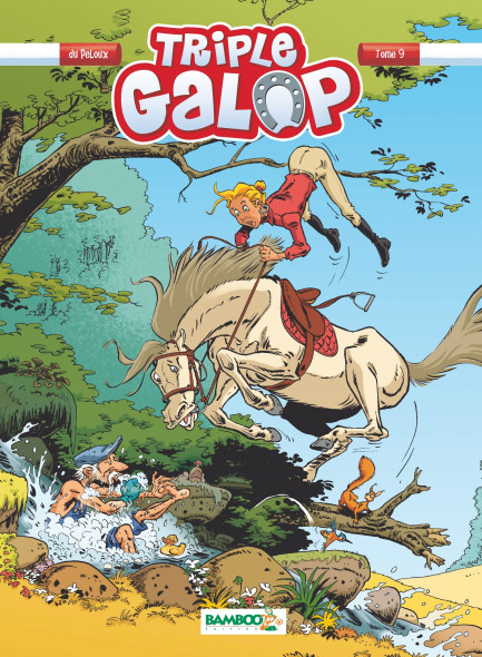 Triple Galop Tome 9