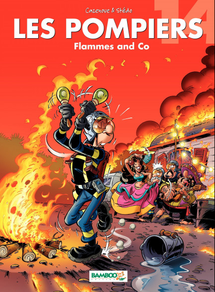 Les Pompiers Flammes and Co