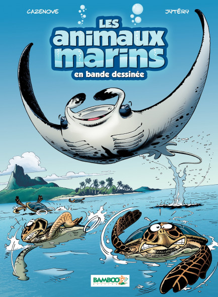 Les Animaux marins tome 3