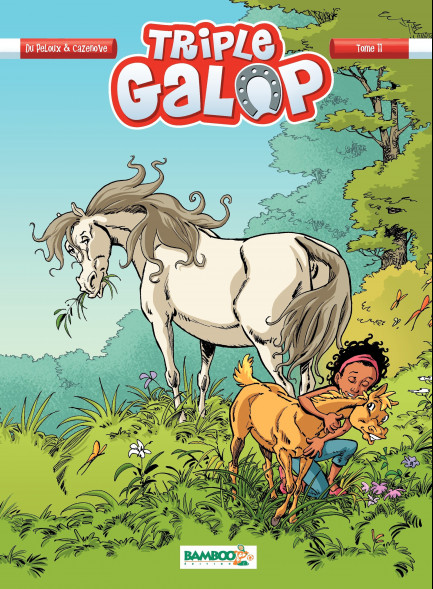 Triple Galop tome 11