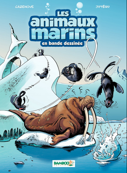 Les Animaux marins tome 4
