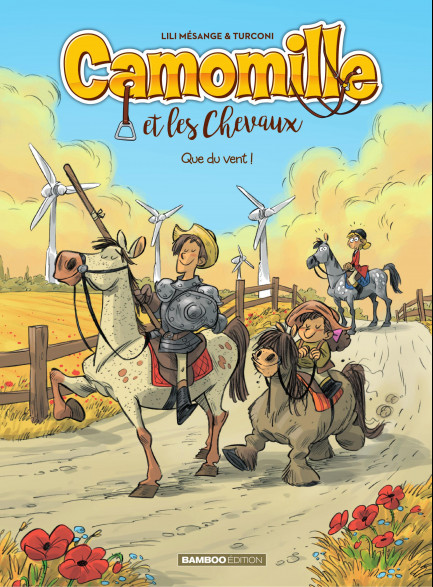 Camomille Camomille - Tome 7