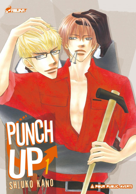 Punch Up Punch Up T01