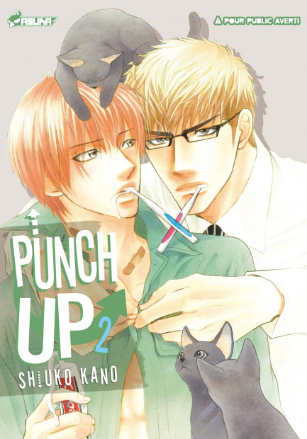 Punch Up Punch Up T02