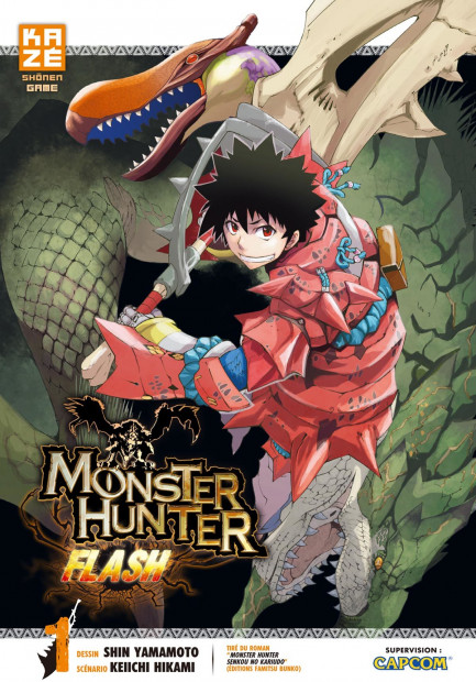 Monster Hunter Flash Monster Hunter Flash T01