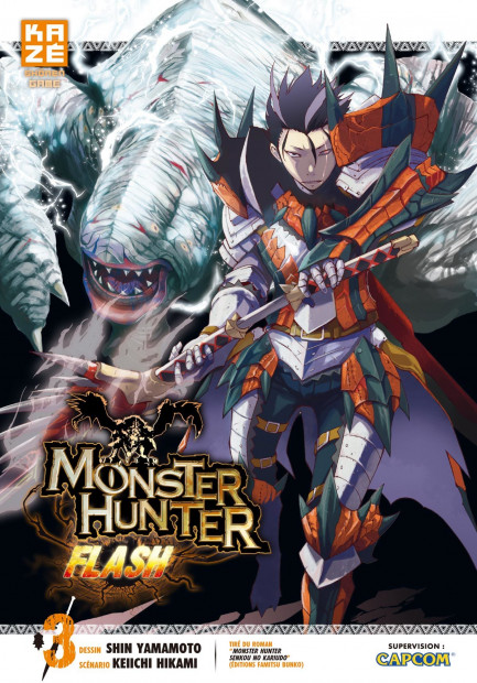 Monster Hunter Flash Monster Hunter Flash T03
