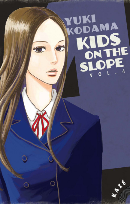 Kids on the slope Kids on the Slope T04