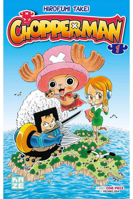 Chopperman Chopperman Chapitre 1