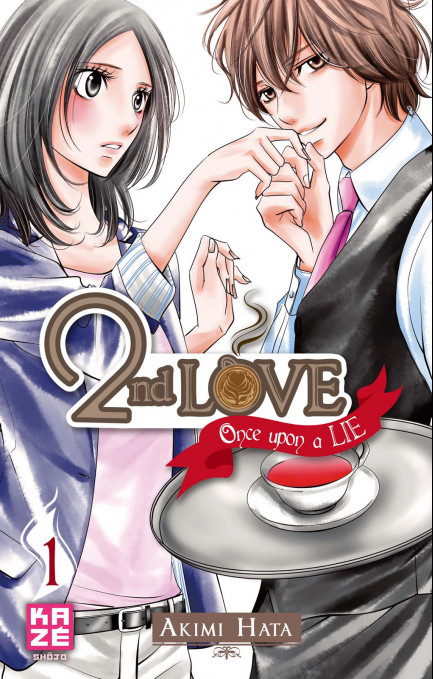 2nd Love - Once Upon A Lie 2nd Love - Once Upon a Lie T01