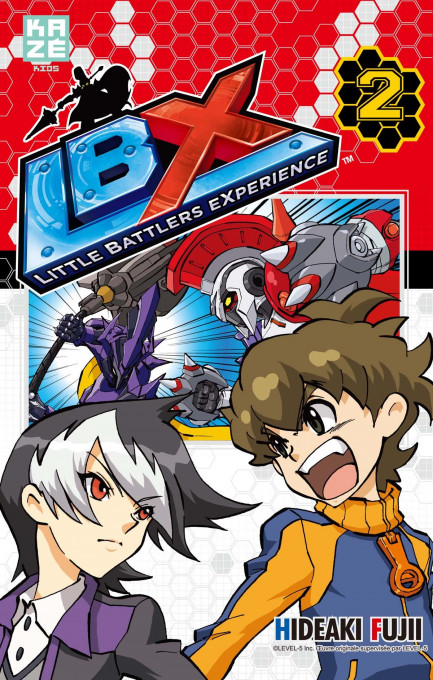 LBX – Little Battlers eXperience LBX Little Battlers eXperience T02