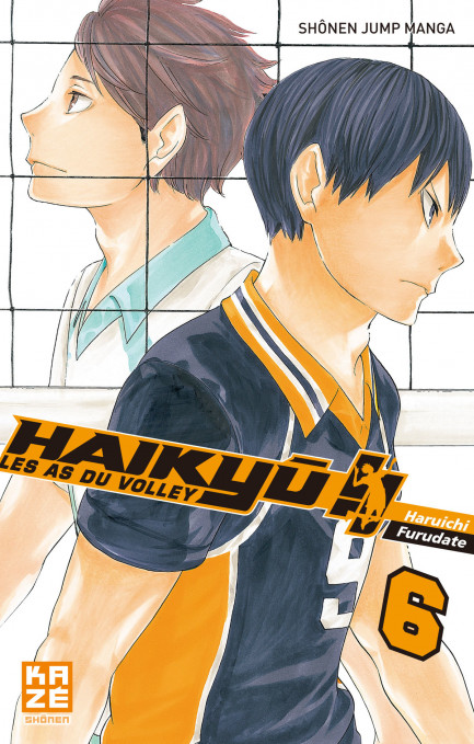 Haikyu !! - Les As du volley Haikyu !! - Les As du volley T06