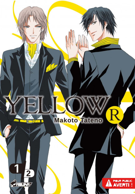 Yellow R tome 1