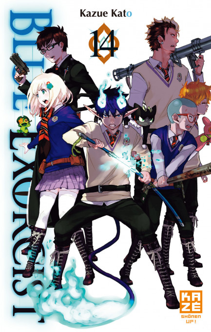 Blue Exorcist Blue Exorcist T14