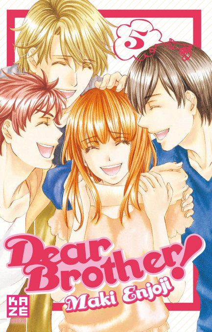 Dear Brother! tome 5