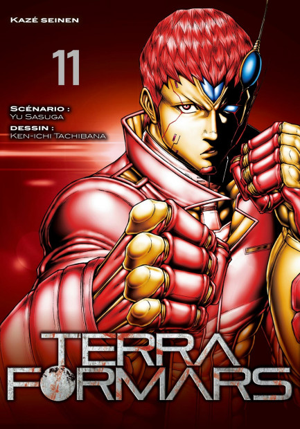 Terra Formars tome 11