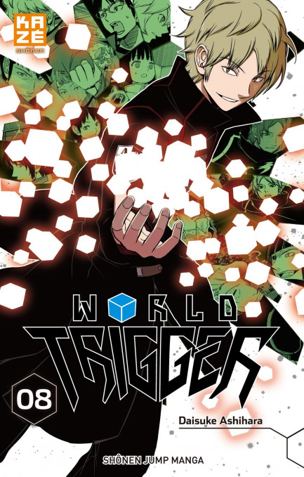World Trigger tome 8
