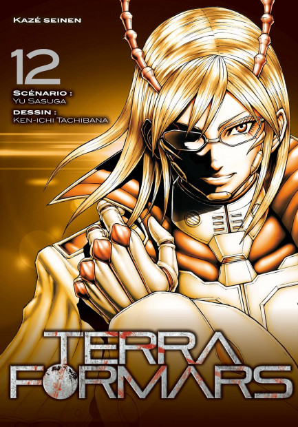 Terra Formars tome 12