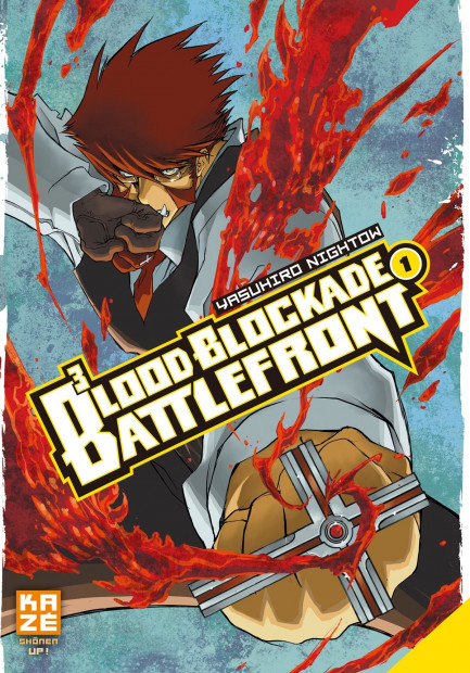 Blood Blockade Battlefront Blood Blockade Battlefront T01
