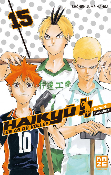 Haikyu !! - Les As du volley Haikyu !! - Les As du volley T15
