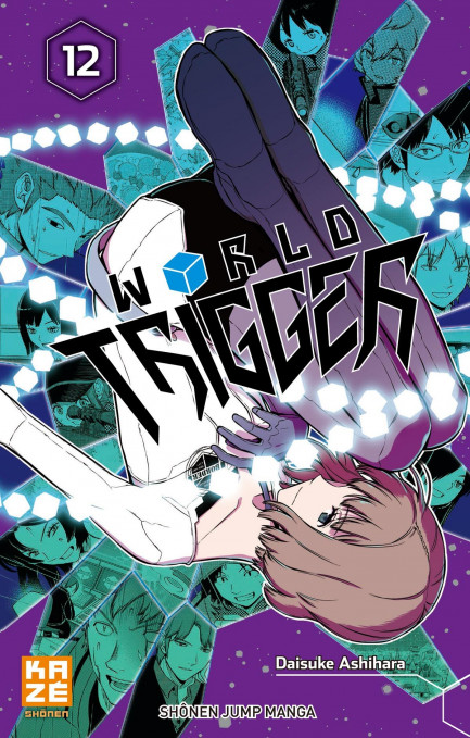 World Trigger tome 12