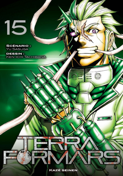 Terra Formars tome 15