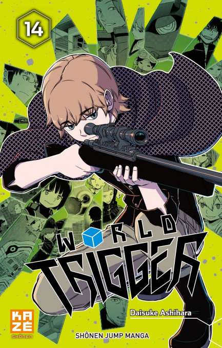 World Trigger tome 14