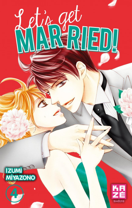 Let's Get Married! Let's Get Married! T04