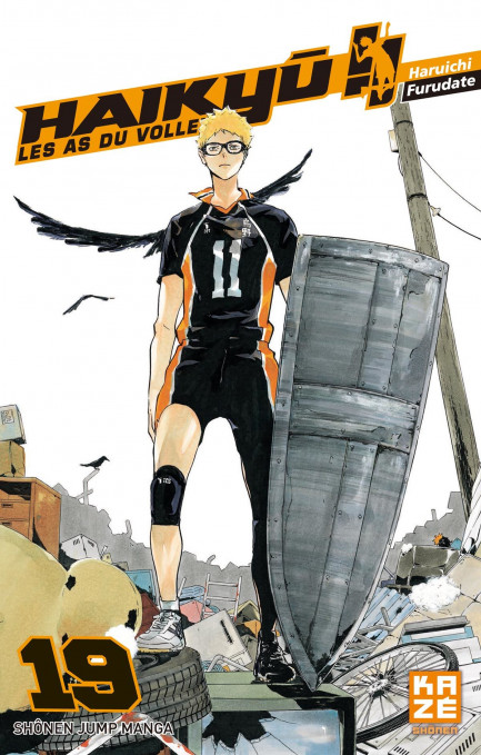 Haikyu! Les as du volley Haikyu! Les as du volley – Tome 19