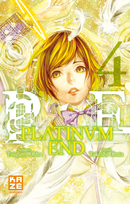 Platinum End Platinum End T04