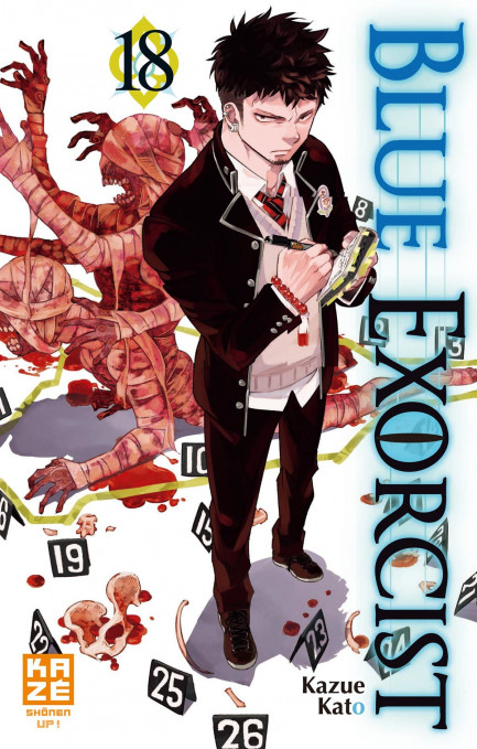 Blue Exorcist Blue Exorcist T18