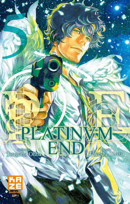 Platinum End Platinum End - Tome 5