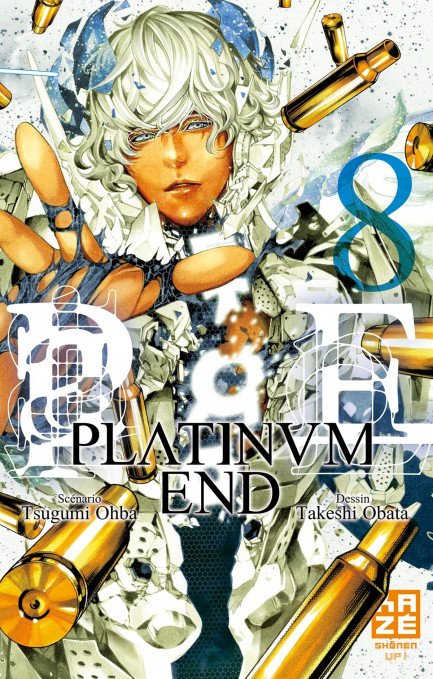 Platinum End Platinum End T08