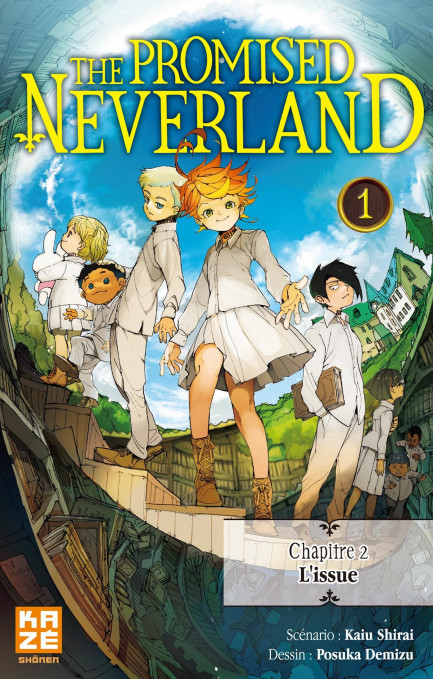 The Promised Neverland The Promised Neverland Chapitre 2