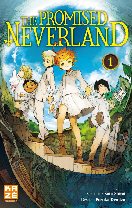 The Promised Neverland The Promised Neverland Chapitre 1