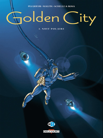 Golden City  Nuit polaire