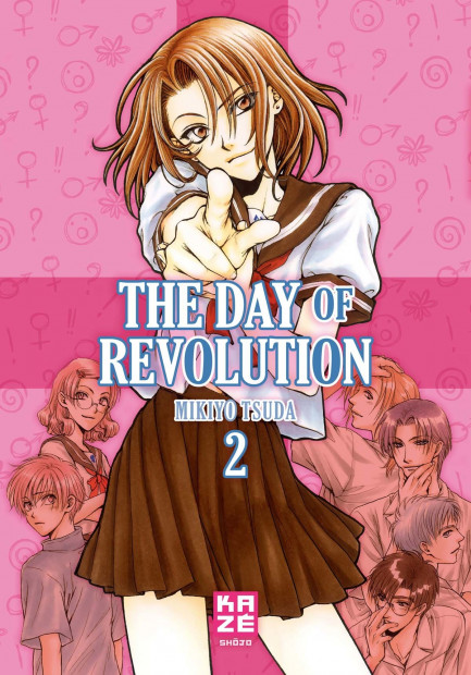 The Day of Revolution The Day of Revolution T02