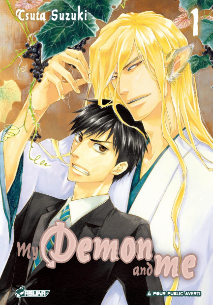 My Demon and Me My demon and me T01
