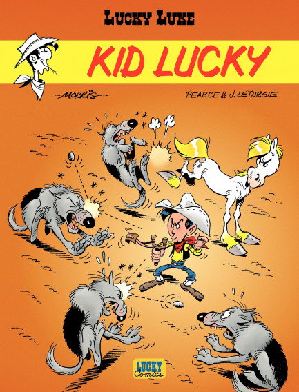 Lucky Luke (Lucky Comics) Kid Lucky